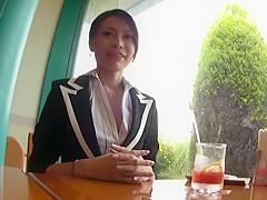 Exotic Japanese slut Yuri Aine in Hottest Dildos/Toys, Close-up JAV clip